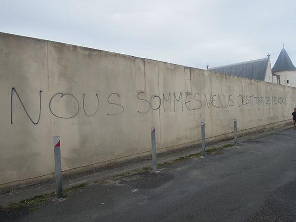 tag Musée ernest Cognacq, rue Leudaste