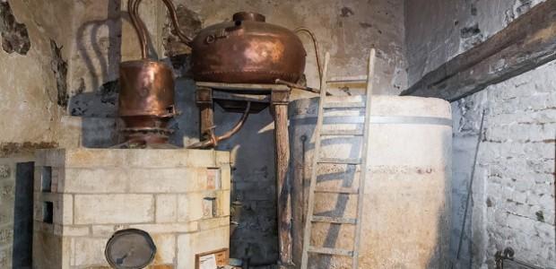 Journées du patrimoine 2015 sur l'pile de Ré. L'Alambic de Sainte-Marie a rencontré un fort succès l'année dernière