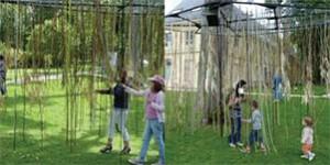 Jardins de sensations à la Communauté de Communes de l'île de Ré (Journées du patrimoine 2015)