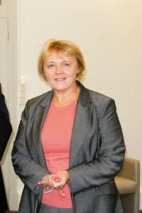 Béatrice Abollivier, ancienne préfète de Charente-Maritime, remplacée par le préfet Eric Jalon