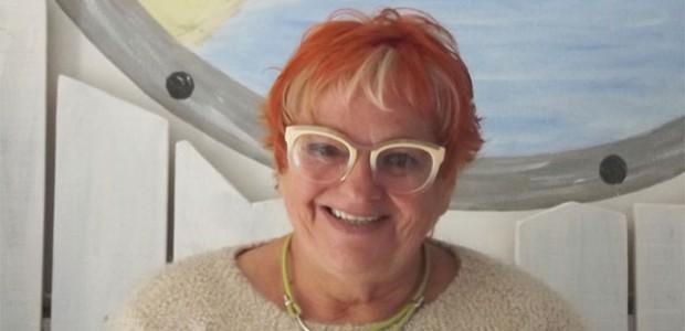 Annick Delalleau (Foyer du Bois), très investie dans la vie associative rétaise
