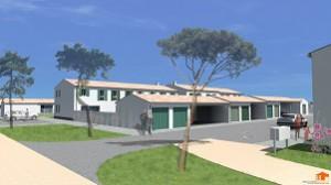 Construction de logements sociaux sur l'île de Ré