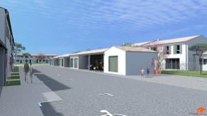 Du logement social sur l'île de ré