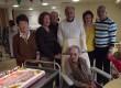 Manuela a cent ans! L'anniversaire d'un siècle à Saint-Martin