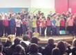 De toutes les couleurs : les enfants de l'Île de Ré ont chanté le tour du monde !