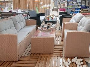 Intermarch Jardin. Finest Intermarche Salon De Jardin Beau Stock ...