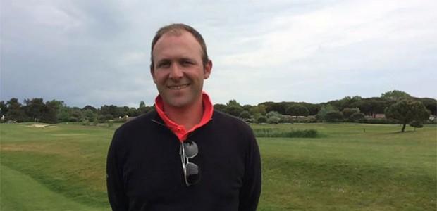 Nicolas Horwitz, le nouveau directeur-enseignant du Golf de Trousse Chemise (Les Portes en Ré)