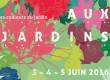 Le jardin du Musée aux couleurs printanières