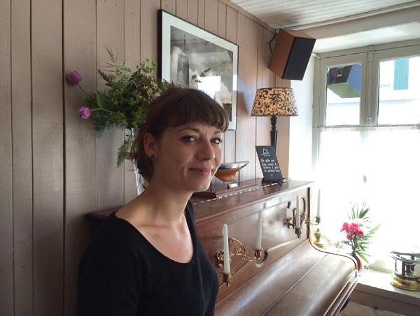 Marine Péan a repris le restaurant Le Chasse-Marée aux Portes-en-Ré