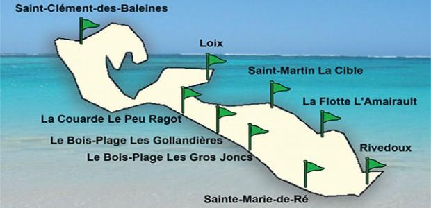 île De Ré Conseil Utiles Sur Les Plages Ré à La Hune