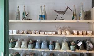 Place du sel, boutique sel du terroir de l'île de Ré aux Portes