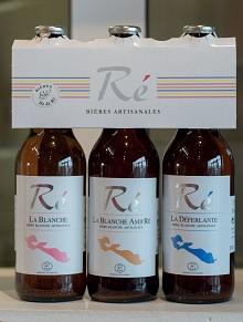 Saveurs du terroir rétais : la bière de Ré, producteur