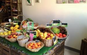Côté bio, produits bio à Rivedoux-Plage (île de Ré)