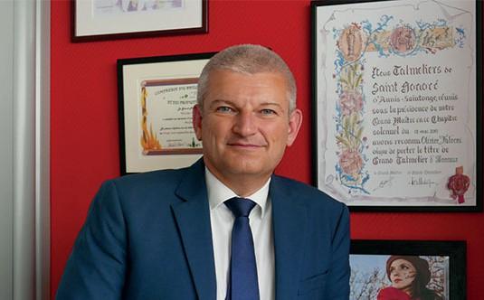 Le député Olivier Falorni très investi