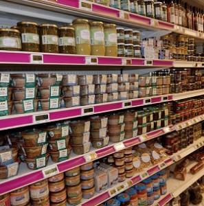Produits locaux à Intermarché St Martin de Ré