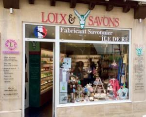 Loix & Savons, fabricant de savon artisanal sur l'île de Ré