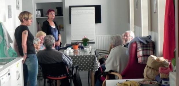 Unité Alzheimer à St Martin (île de Ré)