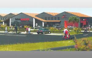 Le centre commercial des Corsaires bientôt lancé