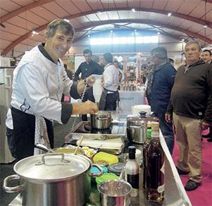 Saveurs en Ré au salon de la gastronomie de La Rochelle