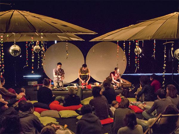 « Toutouig lala » la sieste musicale au festivale enfance Les P'tits se réveillent 2017