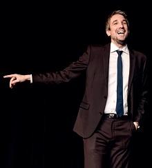 Guillaume Meurice, spectacle à La maline La Couarde 2017