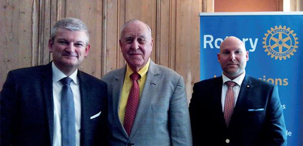Journées rotariennes de la jeunesse du Rotary à La Rochelle