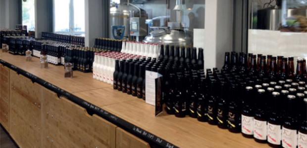 La brasserie Bière de Ré a rejoint de nouveaux locaux à Ste Marie