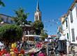 La Couarde, une vraie ambiance de village