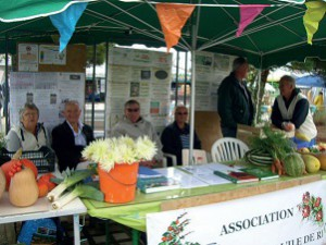 Les jardiniers de l'île de Ré organisent des marchés aux fleurs et visites de jardins
