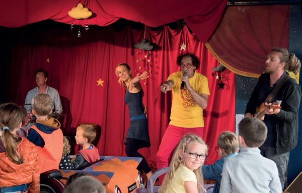 Donin : Des spectacles pour enfants réputés sur l'île de Ré