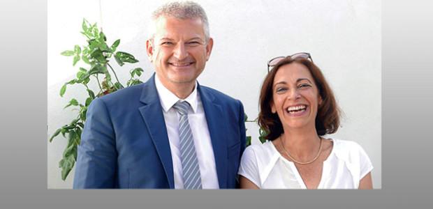 Second tour des élections législatives : débat entre Olivier Falorni et Otilia Ferreira