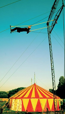 Ophidie Circus, loisirs enfants sur l'île de Ré