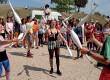 400 « collégiens de la balle » ont joyeusement investi Saint-Martin