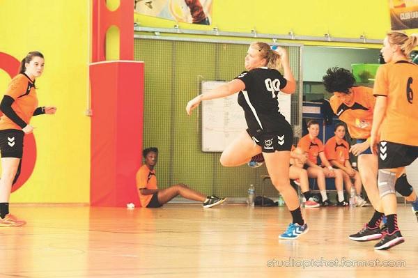 Le club de handball de l'île de Ré RHBC afficghe de bons résultats sportifs