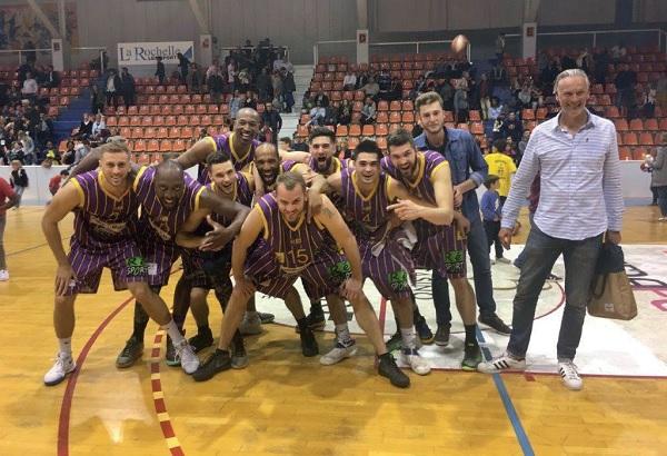Bon bilan sportif pour le club USV Ré Basket