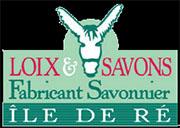 logo savonnerie Loix - Ile de Ré