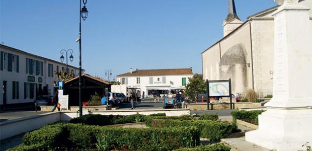 Le calme et convivial village de saint cl ment des - Office du tourisme saint clement des baleines ...