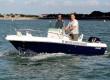 La Janthine, premier bateau naturaliste rétais, a été baptisée