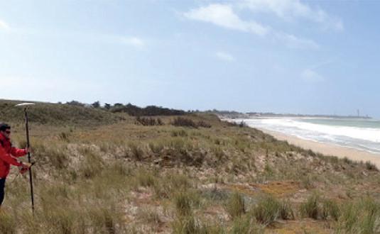 L'île de Ré, vrai laboratoire d'expérience du littoral