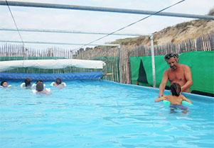 piscine de plage du Bois - Ile de Ré