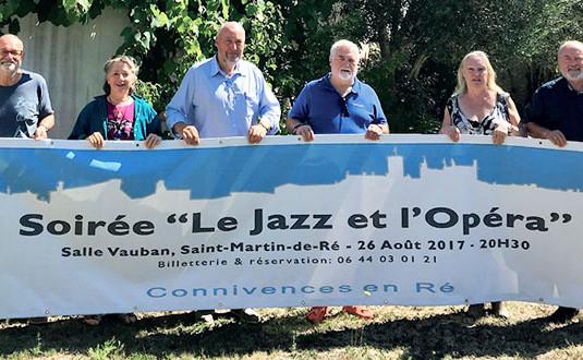 Soirée « Le Jazz et l'Opéra », tout un programme !