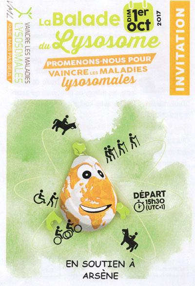 La Balade Du Lysosome Re A La Hune
