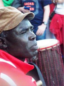 Ablaye - professeur de danse africaine