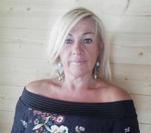 Sandra Izambart - professeur de zumba et de rock