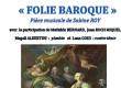 Raison pure contre « Folie baroque » : Sabine Roy revient à Saint-Martin