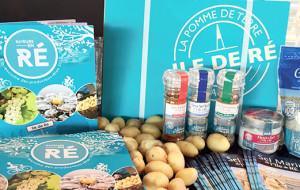 Les produits du terroir, de savoureux et vrais ambassadeurs de l'île de Ré !