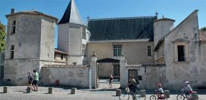 L'Hôtel de Clerjotte, lieu d'histoire et de culture, symbolise la qualité et la diversité du patrimoine rétais