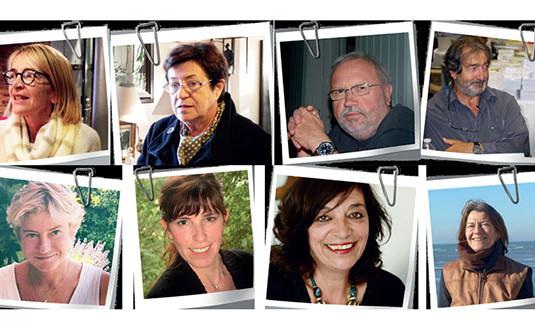 Les Rédacteurs de Ré à la Hune fêtent les 10 ans du Journal