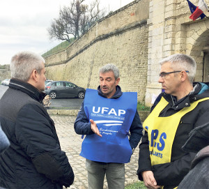 Ronan Mazé et Joseph Paoli parlent sans langue de bois
