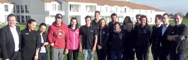 Du nouveau pour « Pôle France Voile La Rochelle »